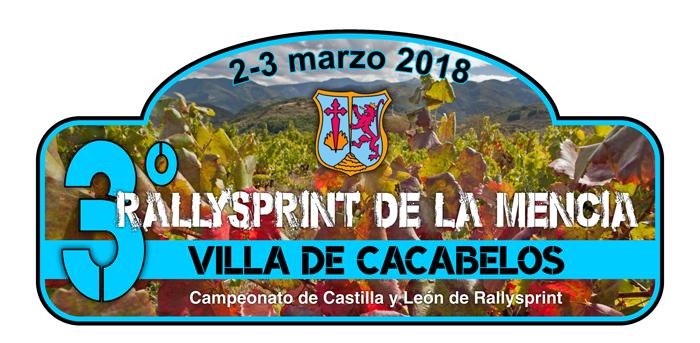 III Rallysprint La Mencía