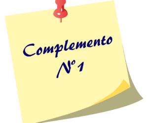 Complemento Nº1